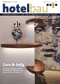 hotelbau - Die Fachzeitschrift für Hotelimmobilien-Entwicklung