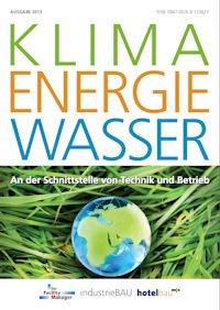 Klima Energie Wasser hotelbau