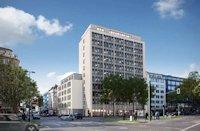Visualisierung Lindner Hotel Immermannstraße. Bild: Hotel Affairs Consulting GmbH
