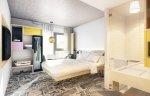 Standard-Musterzimmer Hotel Schani Wien Bild: Archisphere