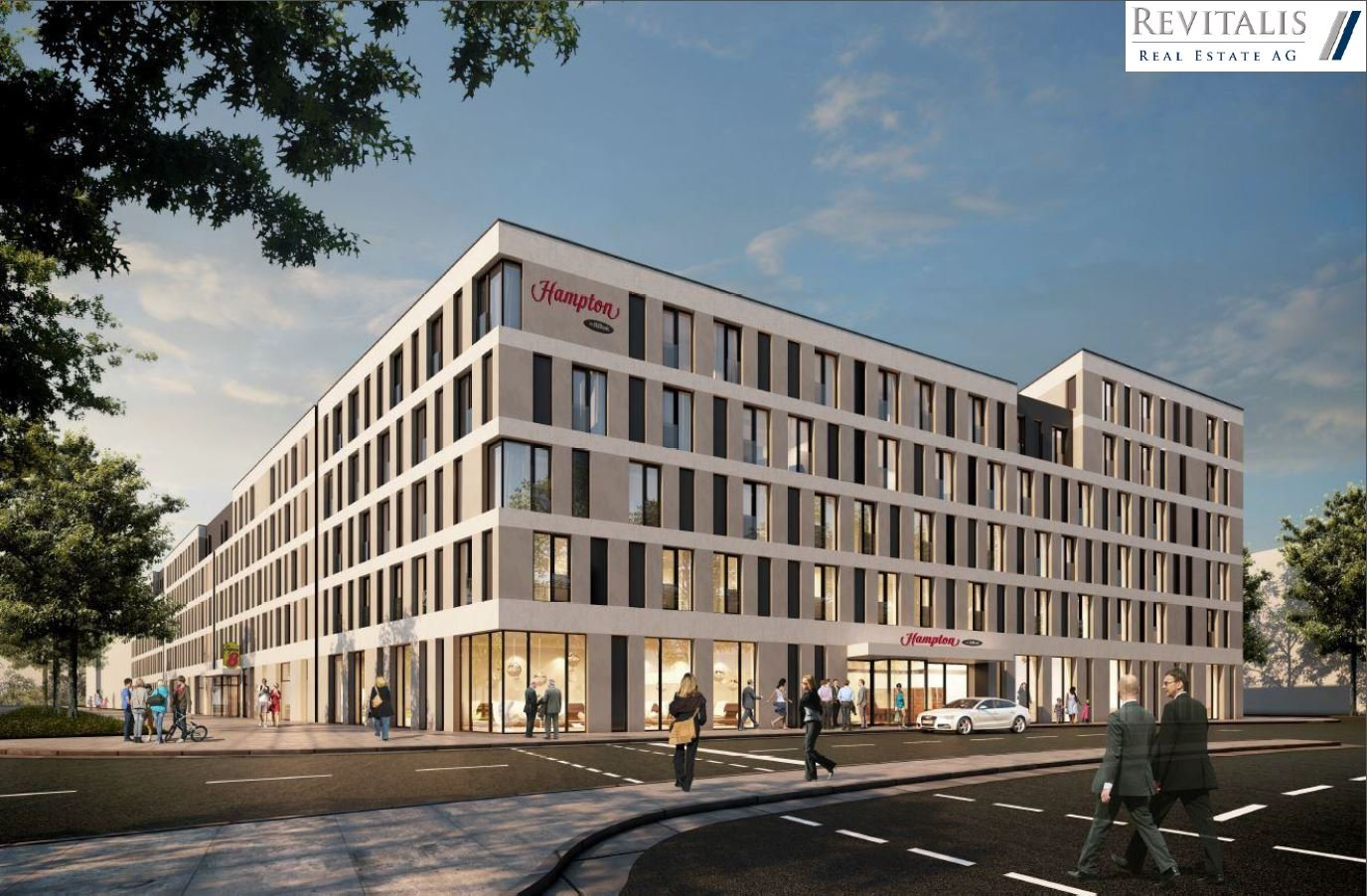 Hampton by Hilton in Freiburg