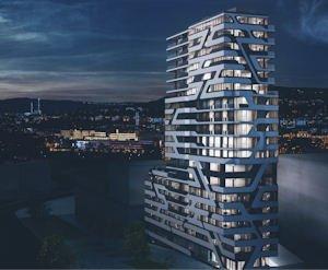 So soll das Jaz Stuttgart aussehen Bild: Steigenberger Hotels AG