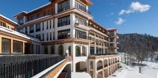 Schloss Elmau Retreat Außenansicht