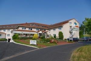 Bild: Avalon Hotel Freizeit Auefeld in Hann. Münden; Bild: