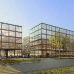 Entwurf des neuen Hilton Garden Inn Zürich Limmattal ; Bild: Hilton