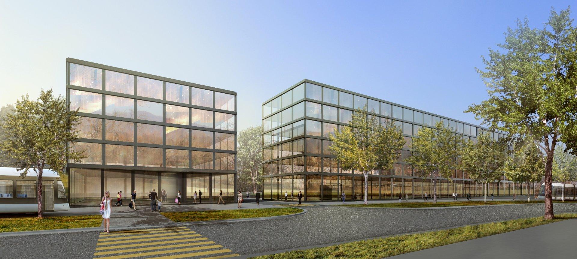HRMP AG - Haus 5 Hilton Spreitenbach