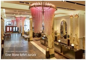 Reichshof Hamburg Curio Collection Hilton