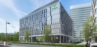 Holiday Inn in Frankfurt Gateway Garden