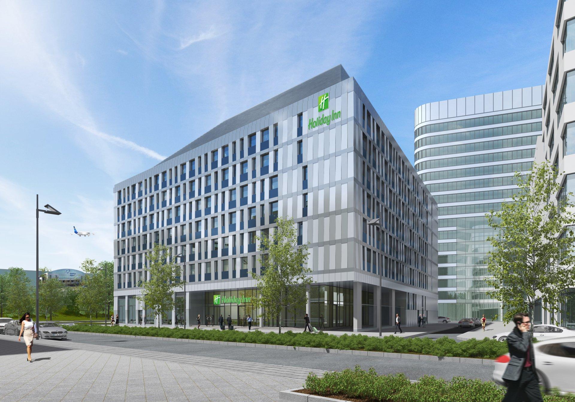 Holiday Inn in Frankfurt Gateway Garden