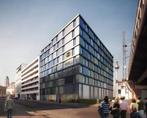 B&B Hotel Voltairestraße Berlin; Bild: Eike Becker_Architekten