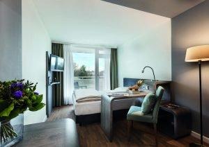 Blick in das neu gestaltete Apartment. Foto: Maximilian von Sydow
