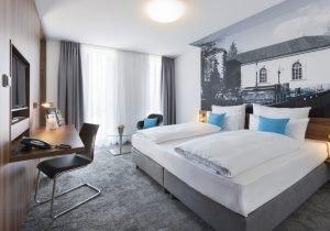 Best Western Hotel am Europaplatz. Foto: Best Western