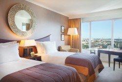 Executive Twin Room. Bild: Corinthia Hotel Lissabon