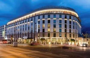 Das neue Novotel Nürnberg Centre Ville. Bild: Abacapress/ Lina Skaukase