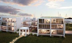 Visualisierung der Apartments. Bild: LIM