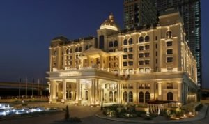 St. Regis in Dubai. Bild: Starwood Hotels & Resorts