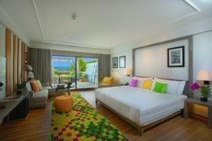 The Nai Harn Grand Ocean View Room. Bild: The Nai Harn/Matt Burns