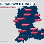 HRS Hotelpreisradar 2015 - DACH