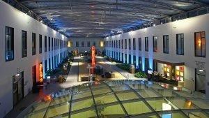 Atrium des Mercure Moa Berlin; Bild: AccorHotels