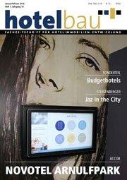 hotelbau Cover 1/2016