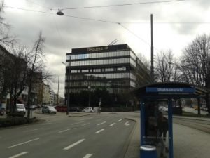 Standort des Ruby München. Bild: Martin Gräber/hotelbau