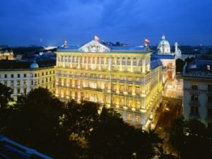 Außenansicht. Bild: Starwood Hotels & Resorts