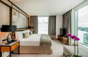 Zimmer InterContinental London - The O2. Bild: IHG