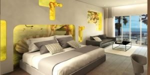Junior Suite des Pure Salt Port Adriano. Bild: Pure Salt