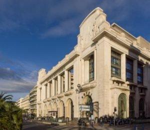 Außenansicht des Hyatt Regency Nice Palais de la Méditerranée. Bild: TKS