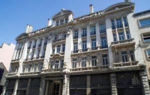 Das Grand Hotel Astoria von außen. Bild: Corinthia Hotels