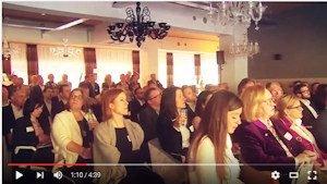 Teilnehmer beim Fachsymposium Trends im Hoteldesign
