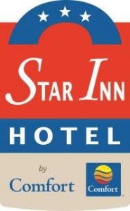 Das Logo der Star Inn Hotels