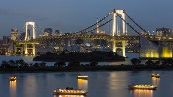 Tokios Geschäftsviertel Otemachi