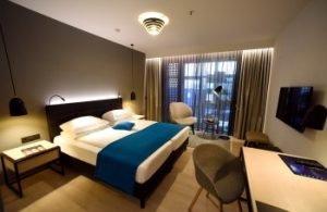 Radisson Blu Hotel, Mannheim: Bild: T. Tröster (Diringer & Scheidel)