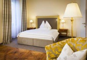 Das Parkhotel Graz. Bild: PrivateCityHotels