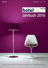 hotelbau Jahrbuch 2016