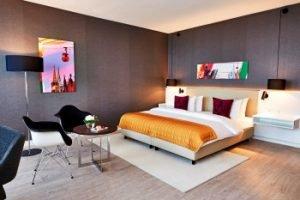 Die renovierten Zimmer des Steigenberger Hotel Köln. Bild: Steigenberger Hotels AG
