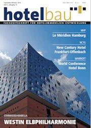 hotelbau cover Ausgabe 5/16