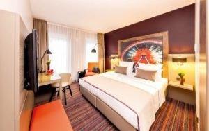 Ein Comfort-Zimmer des Leonardo Hotel Munich City South. Bild: Leonardo Hotels
