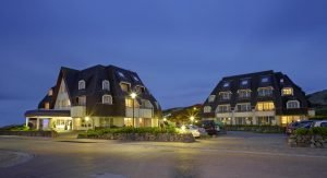 Das Dorint Strandresort & Spa Sylt/Westerland. Bild: Dorint Hotels & Resorts