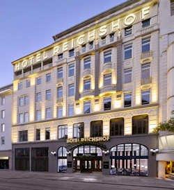 Hotel Reichshof Hamburg CURIO Collection by Hilton (Bild: Reichshof Hamburg/Matthew Shaw)