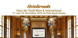Hoteltrends Stars der Stadt Wien