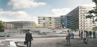Rendering des Prizeotel Bern-City