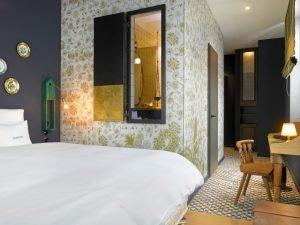 Die Gestaltung des 25hours in München übernahm Dreimeta. Bild: Stephan Lemke for 25hours Hotels