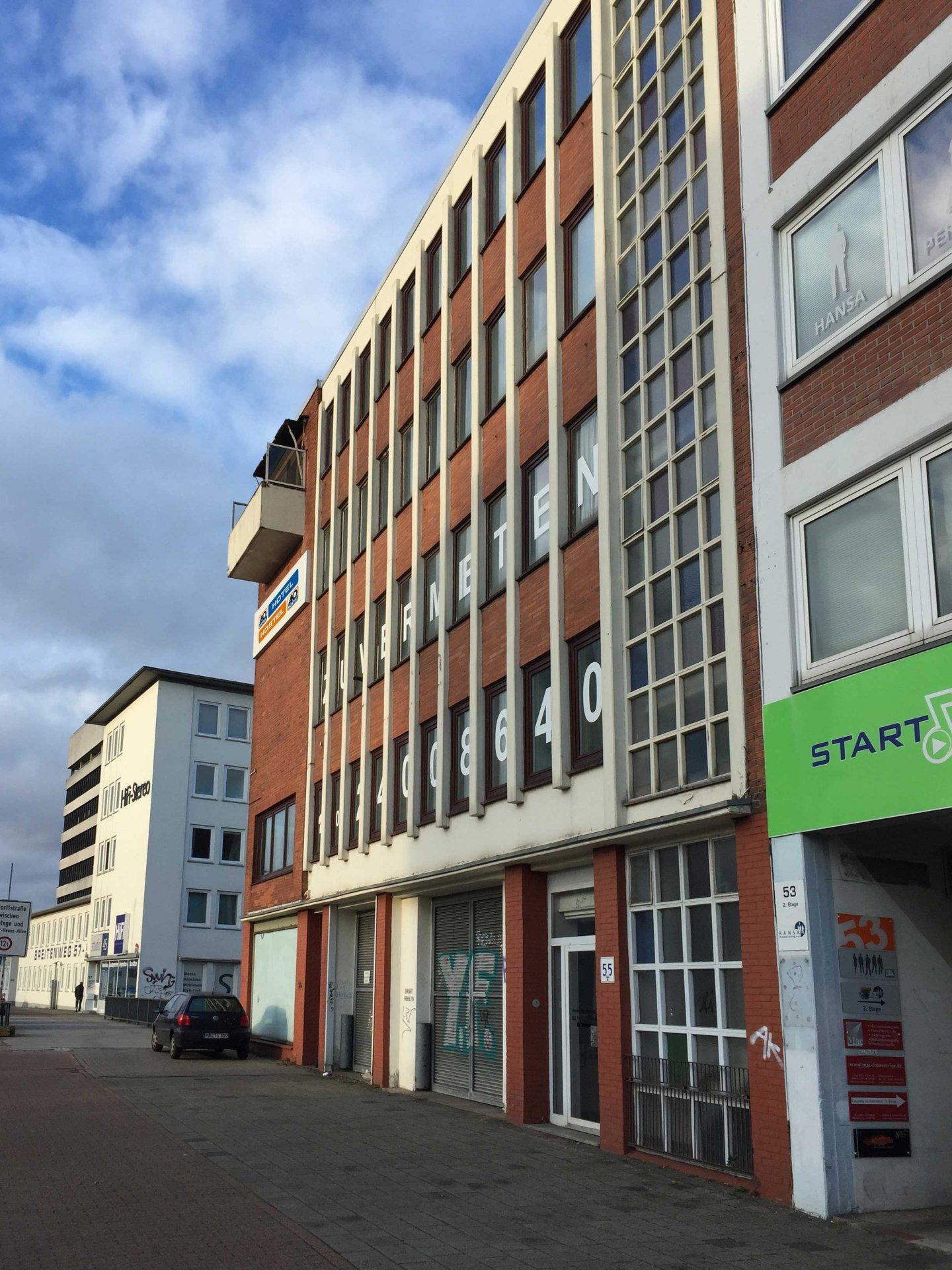 In Bremen entsteht ein neues A&O. Bild: A&O Hotels and Hostels Holding AG