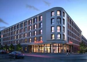 Das Star-Inn-Hotel in Heidelberg. Bild: Commerz Real