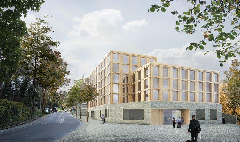 Vienna House Kronberg im neuen Musikquartier im Taunus