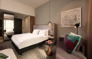 Das Adina Apartment Hotel in Nürnberg. Bild: vision photos