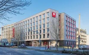Rendering des Leonardo Hotel Dortmund. Bild: Investa Real Estate
