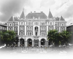 Die Außenansicht des W Budapest. Bild: W Hotels